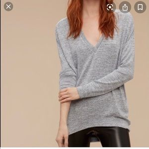 Wilfred free Devinette oversized top